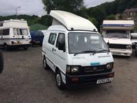 DAIHATSU HIJET 1.0 PETROL DEVON POP TOP
