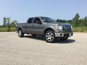 2010 Ford F-150 SuperCrew Xtr Pickup Truck