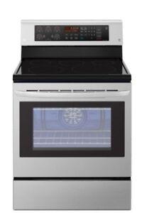 Kitchen stove LG
