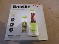 Blender - Active with 2 bottles !!!