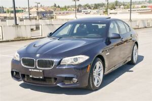2013 BMW 535I xDrive Loaded! Only 54000Km Coquitlam 604-298-6161