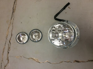 2013 Head light and side lamps
