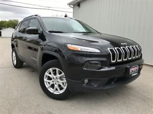 2016 Jeep Cherokee North | REMOTE START | LEATHER | BLUETOOTH |