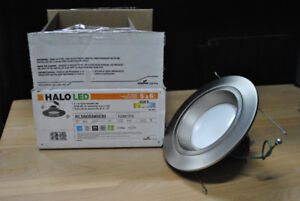 Cooper Lighting Halo Retrofit LED Pot Lights