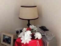 Qlarge table lamp for sale