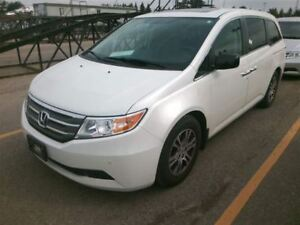 2013 Honda Odyssey EX-L LEATHER SUNROOF POWER DOORS