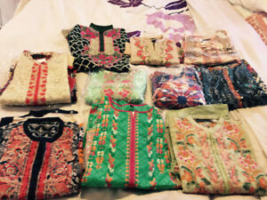 latest collection for Pakistani dresses less than $70