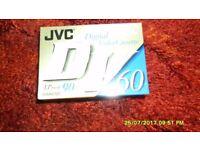 jvc digital cassette still sealed 90 mins