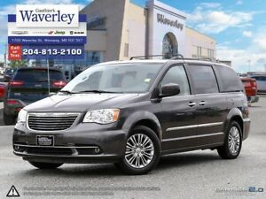 2016 Chrysler Town & Country TOURING - LEATHER