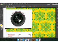 ADOBE PHOTOSHOP, INDESIGN, ILLUSTRATOR CC 2017,etc... MAC or PC