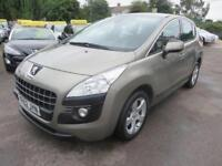 2012 Peugeot 3008 1.6 HDi Active SUV 5dr