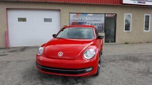 Volkswagen Beetle Coupe 2.0T Sportline 2013