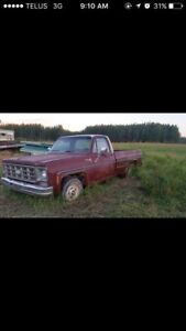 Looking for unwanted trucks!
