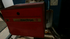Riello mectron 3 oil burner