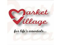 Start your own retail business with Market Village!