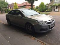 6 speed gear, Diesel Vauxhall vectra, 2.0 lttre hatchback for sale, MOT, drives really good.