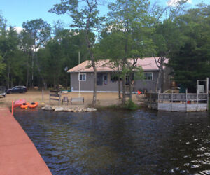 New 2400 sq House on sand beach on Zwickers Lake Anna, County NS