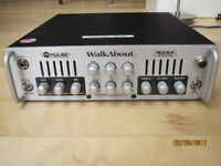 **SOLD** MESA BOOGIE Walkabout bass amp.