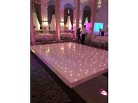 LED Dance Floor, Large Letters and Numbers, Photobooth and Magic Mirror Hire