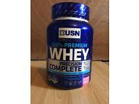 USN Strawberry Protein Powder Unopened