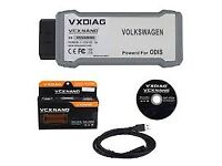VXDIAG VCX NANO 5054A ODIS V2.0 Diagnostic OBDII UDS Protocol VOLKSWAGEN AUDI