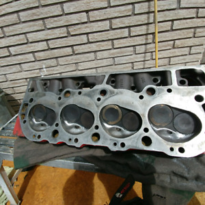 781 big block chev corvette cast heads 427, 396, 454