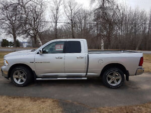 2011 Dodge Power Ram 1500 Big Horn Edition Pickup Truck