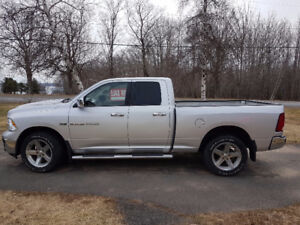 2011 Dodge Ram 1500 Big Horn Edition Pickup Truck