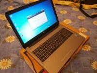 Hp 15-Ac intel i3 Quad Core Laptop Pc 250 Gb Hdd/8 Gb Ram/Win 7 Pro/office 2016 Pro