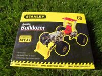 Stanley jumbo bulldozer (NEVER USED) in unopened box (Reduced Asking Price)
