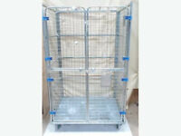 Parcel / Storage Metal Cages
