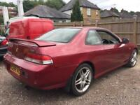 HONDA PRELUDE 2.2 VTECH VTI AUTOMATIC RED 1 ONWER PX WELCOME