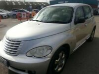 CHRYSLER PT CRUISER 2.2 CRD 55 REG CHROME ALLOYS LEATHER