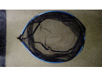 New Pan Landing Net Head with Soft Rubber Mesh 55cm x 45cm