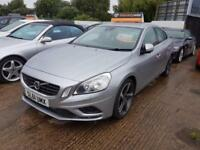 Volvo S60 D automatic law mileage