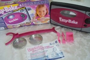 Easy bake oven, with more