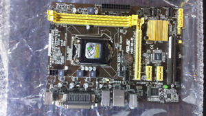 Motherboard Asus H81M-C Neuf