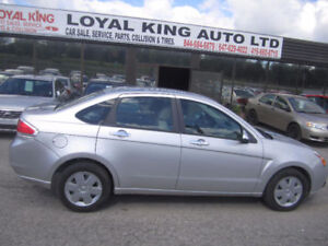 2009 FORD FOCUS CERTIFIED & ETSETED LOW MILEAGE 90KM