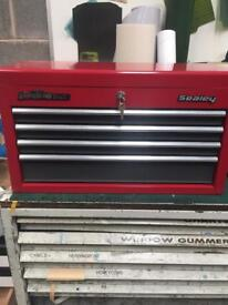 Sealey top tool box