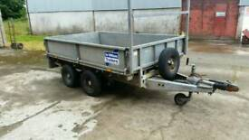8 X 5 ifor Williams trailer dropsides Cookstown