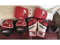 RDX Glove Set