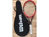Wilson Pro Staff 95s Used, New Strings, only used for a short period. Grip Size 4 1/2, 4
