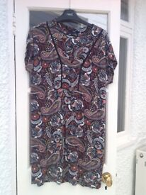Next tunic Top size 14