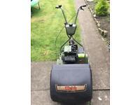 Grass lawnmower