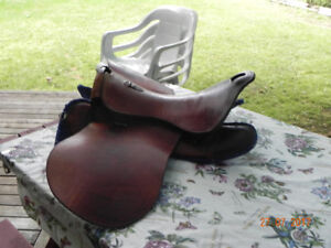 A pack saddle in great condition.