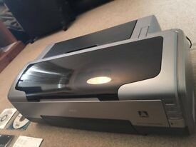 Epson Stylus Photo R1800 Digital Photo Inkjet Printer