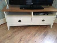 Bargain *TV unit, coffee table, lamp table & side unit