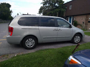 Kia Sedona Minivan, Van VERY LOW MILEAGE 39000