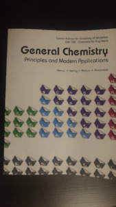 General Chemistry Principles and Modern Applications -UW CHE 102