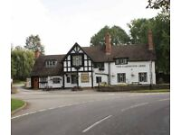 Assistant chef - busy village pub near Syston / Melton
